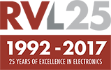 RVL - 25 Years of excellence in electronics
